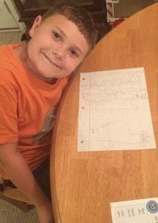 Carson homework